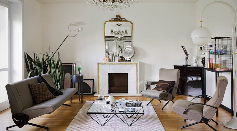 Discover The Best Interiors Design Projects By Cristina Celestino 1